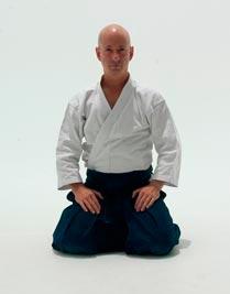 Ethan Weisgard Aikido instruktør hos Aiki-Shuren-Dojo Copenhagen